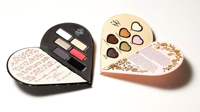 Kat Von D + Too Faced- lead