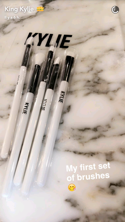 pinceau-brushes-kylie-cosmetics